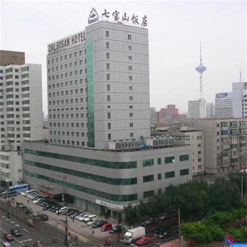China-North-Korea-Chilbosan-Hotel