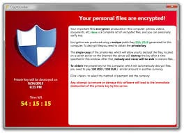CryptoLocker spread vis YouTube