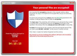 cryptolocker splash screen