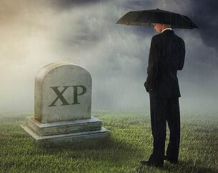 XP IS Dead To Us