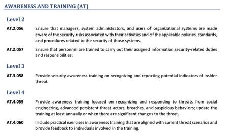 Screenshot Awareness and Training