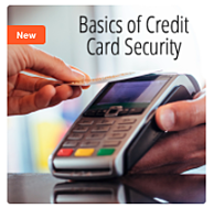 Basics Credit Card Security