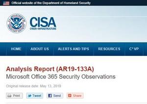 CISA-report