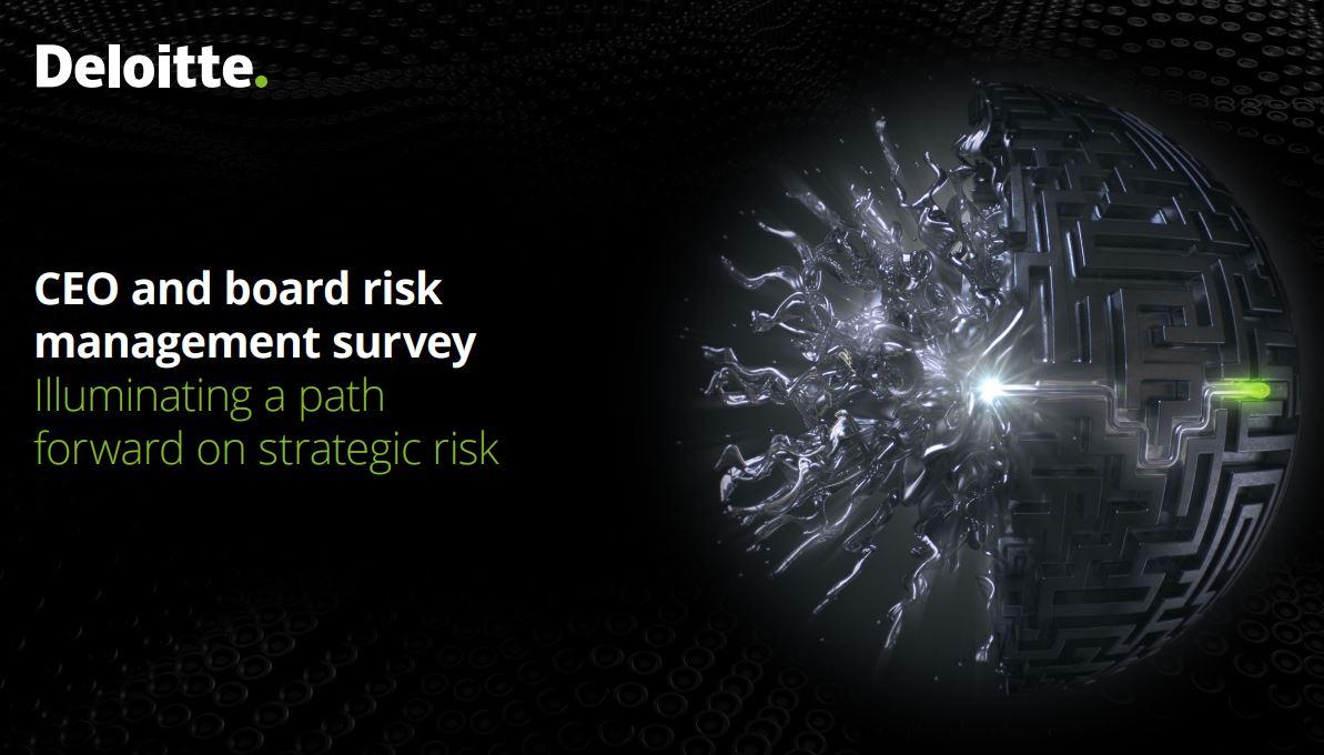 Deloite  - Deloite - CEOs and Boards are Unprepared for Cyber Risk