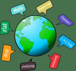 Globe-Translations