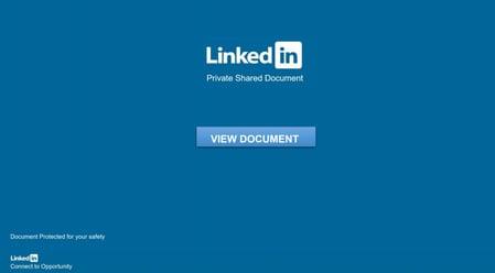 LinkedIN View Document