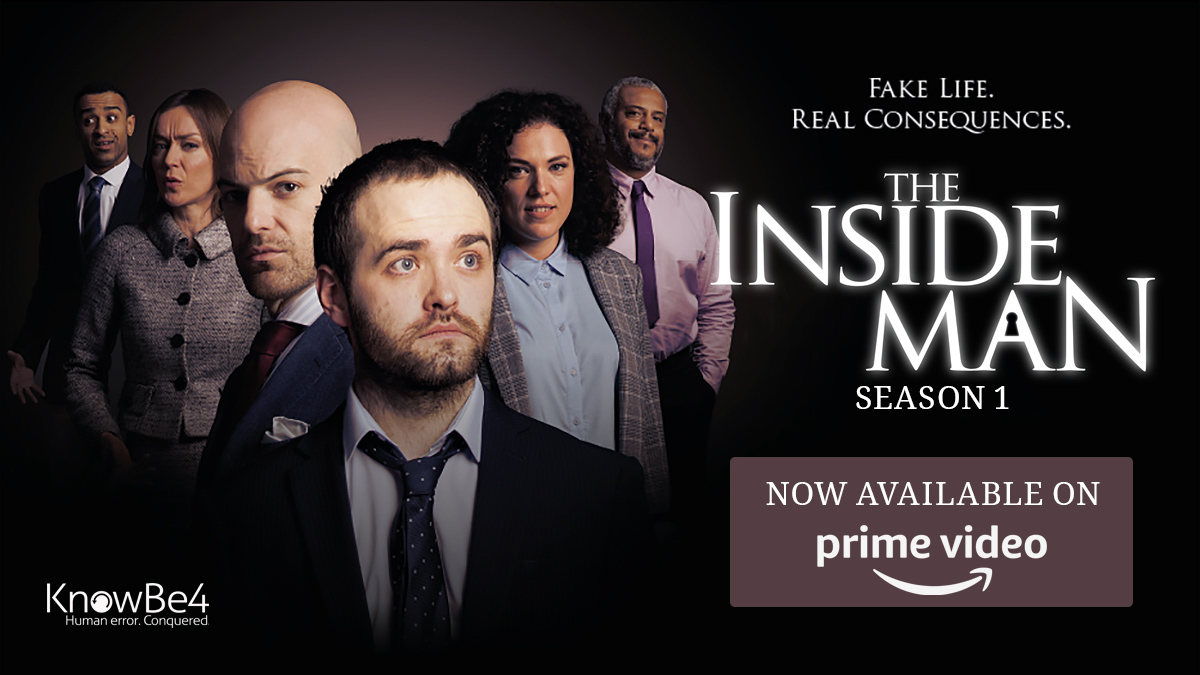 Inside Man Available on Prime Video