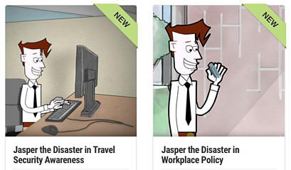 Jasper Disaster Modules  - Jasper 20Disaster 20Modules - KnowBe4 Fresh Content Update & New Features December 2018
