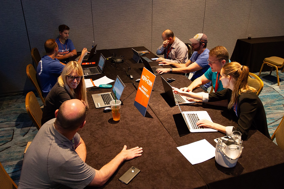 KB4Con-Day2-00047  - KB4Con Day2 00047 - The KnowBe4 User Conference Was A Blast! Here Are Some Quick Impressions