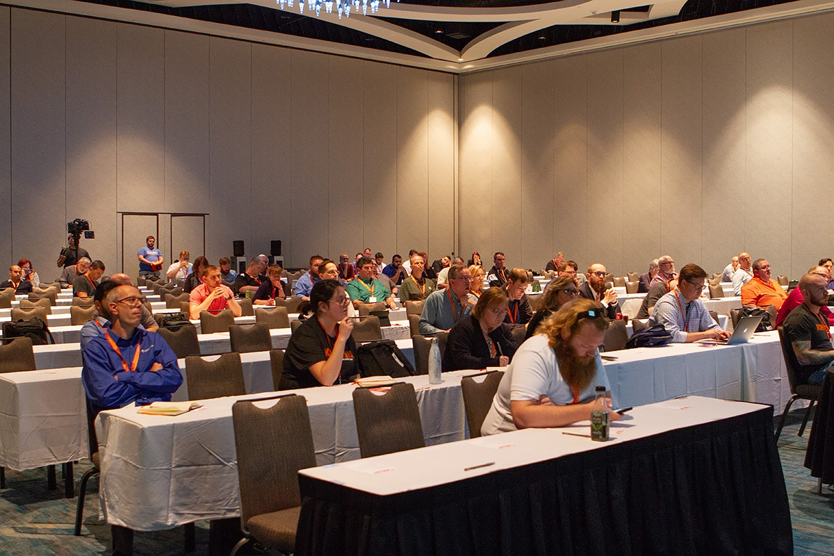 KB4Con-Day3-00019  - KB4Con Day3 00019 - The KnowBe4 User Conference Was A Blast! Here Are Some Quick Impressions