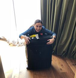 How The World's Most Famous Hacker Tracks Down Lost Luggage...