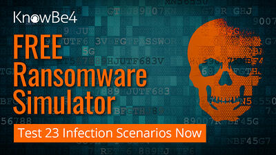 KnowBe4 Ransomware Simulator