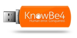 KnowBe4_USB-2  - KnowBe4 USB 2 - Helping Employees Not Cause Data Breaches