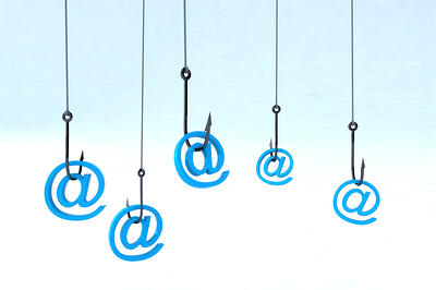 Morse Code Phishing Attachments