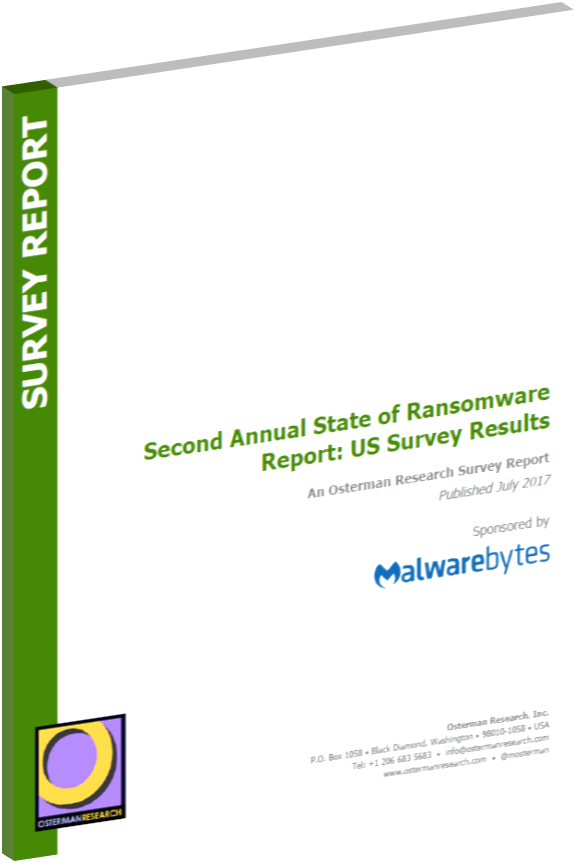 2017 State of Ransomware Report