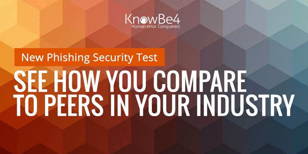 Phishing Security Test  - PST3 Social - Hackers: Social Engineering is Easier
