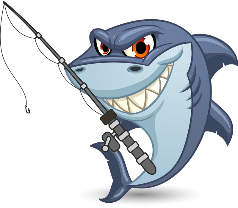 phishing-mcshark  - phishing mcshark - Phishing is Still the #1 Cyber-Fraud Tactic