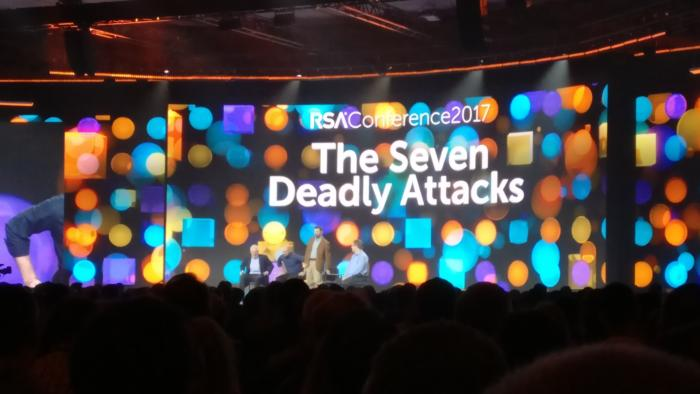 Seven Deadly Cybersecurity Attacks RSA