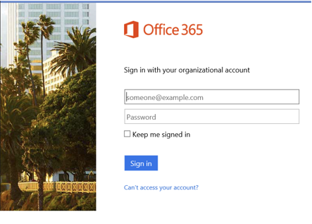 office 365 example