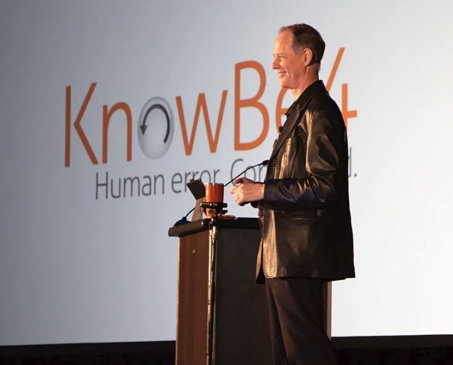 Stu_Intro  - Stu Intro - The KnowBe4 User Conference Was A Blast! Here Are Some Quick Impressions