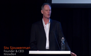 Stu_NYSE_Video  - Stu NYSE Video - CEOs are Prime Targets for Social Engineering Attacks
