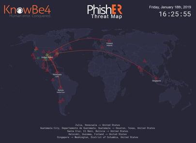 ThreatMap  - ThreatMap - [VIDEO] KnowBe4 Quarterly Platform Update