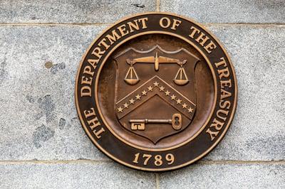 US Treasury Ransomware Warning