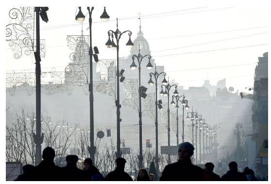 Ukraine Power Stations Shut Down By Russian Hackers