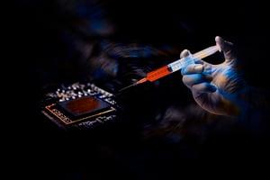 Vaccine Ransomware Attack