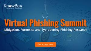 virtual phishing summit knowbe4