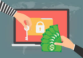 Ransomware infection caused data breach