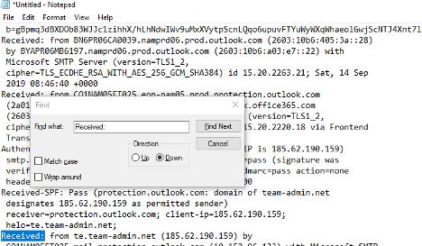 email-header-sending-domain