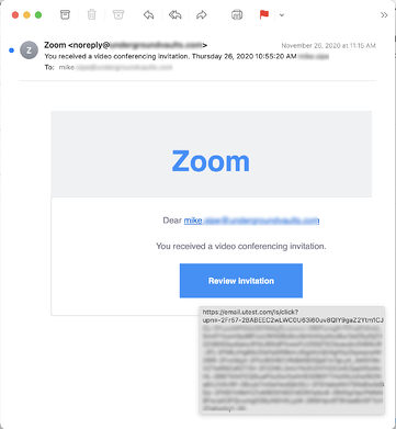 Fake Zoom Invite Leads To One Australian Company S Downfall