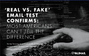 featured-image-real-v-fake  - featured image real v fake - Most Americans Can be Fooled by Fake Election Emails