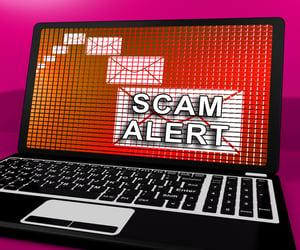 fake scam alert