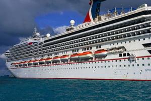 carnival cruise ship ransomware attack