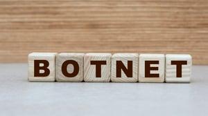 botnet ransomware phishing attack