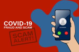 covid-19 scam alert U.K.