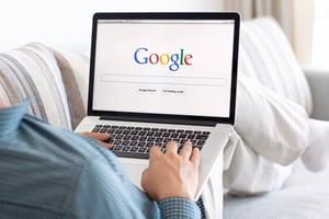 Google Service Phishing Campaign