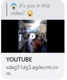 YouTube Video Phishing