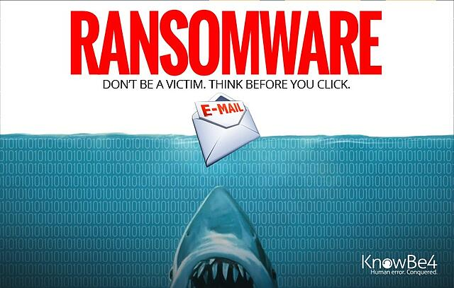 Ransomware - Think Before You Click