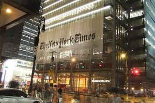 New York Times Malvertising Ransomware