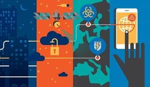 nttgtir  - nttgtir - Ransomware up 350% says 2018 Global Threat Intelligence Report