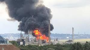 refinery-fire