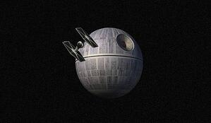 Death Star - Star Wars Rogue One Phishing Scam