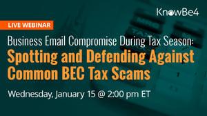 BEC-Tax-Scams-Webinar