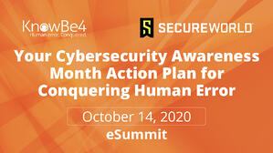 KnowBe4 SecureWorld eSummit CSAM