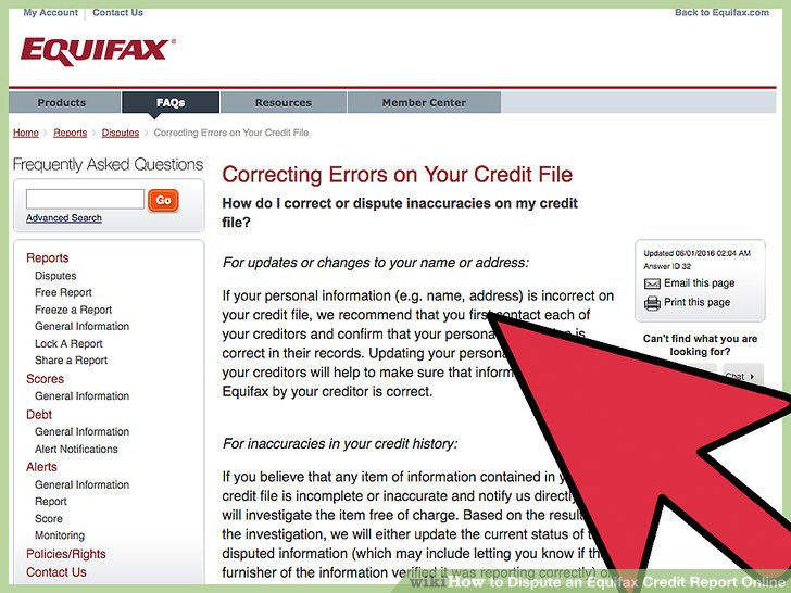 "Dispute-an-Equifax-Credit-Report  - Dispute an Equifax Credit Report - ""Oh, minor detail, we also lost 17.6 Million driver's licenses in that data breach""…"