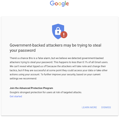Google-Warns-Governmetn-Phishing-Attack