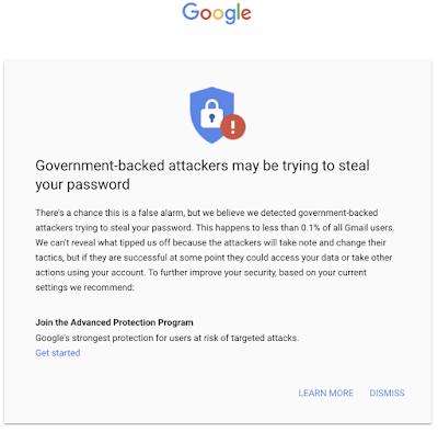Google-Warns-Governmetn-Phishing-Attack
